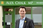 Chalk Office MP Cheltenham