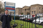 Cheltenham General Hospital Funding Boost Health Chalk MP